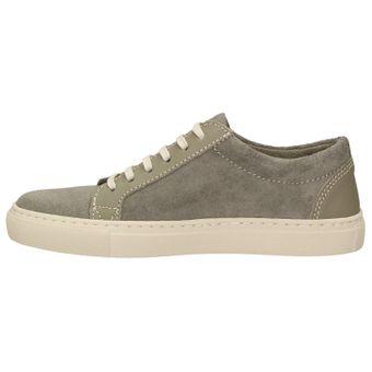 ZWEIGUT® echt #411 B-Ware Damen upcycling Leder-Sneaker Schuhe aus Produktionsresten der Autoindustrie – Bild 4