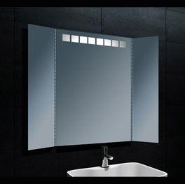 Badspiegel klappbar