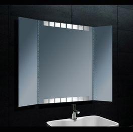 Klappspiegel fuer Badezimmer
