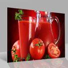 Glasbild Tomaten 001