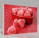 Leinwandbild Bonbons 001