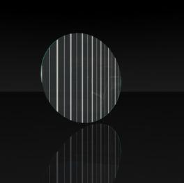 Glasplatte Silab