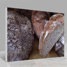 Leinwandbild Brot 001