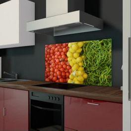 Küchenrückwand Bild