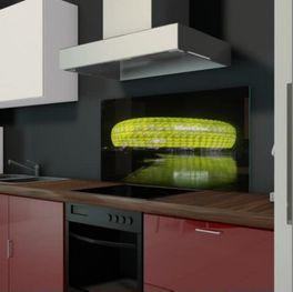 Spritzschutz Küchenrückwand