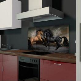 Wandpaneel Küche