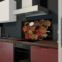 Küchenrückwand Bilder