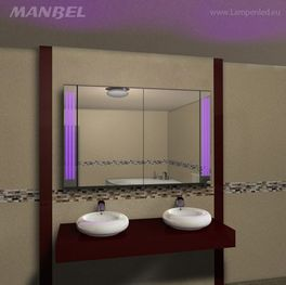 Spiegelschrank Badezimmer