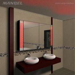 Spiegelschrank Bad