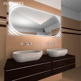 LED-Spiegel nach Maß