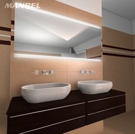 LED-Badezimmerspiegel