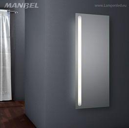 LED-Ganzkörperspiegel nach Maß