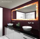 Badspiegel mit Lacobelglas 001