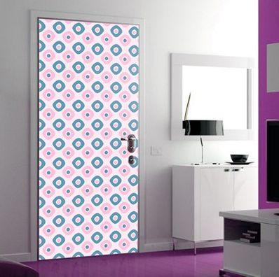 Klebefolie für Türen