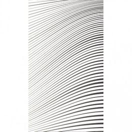 Klebefolie für Duschkabine Wellenlinien Muster