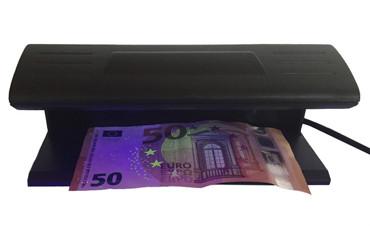 Geldscheinprüfer UV Securpro Plus Gelschscheintester Falschgeldtester