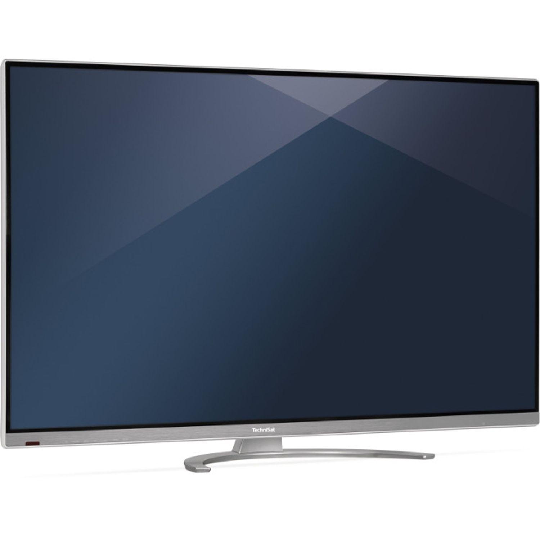 technisat techniplus isio 55 smart tv dreifach twin tuner isio internet ci pvr ebay. Black Bedroom Furniture Sets. Home Design Ideas