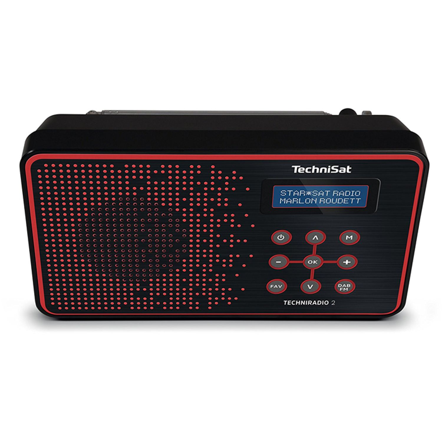 technisat techniradio 2 dab dab digitalradio ukw radio. Black Bedroom Furniture Sets. Home Design Ideas