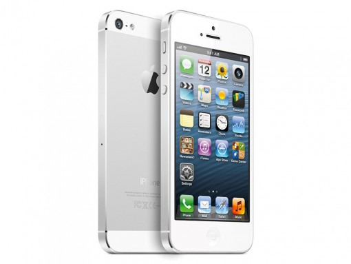 Apple iPhone 5s - 16GB – silber