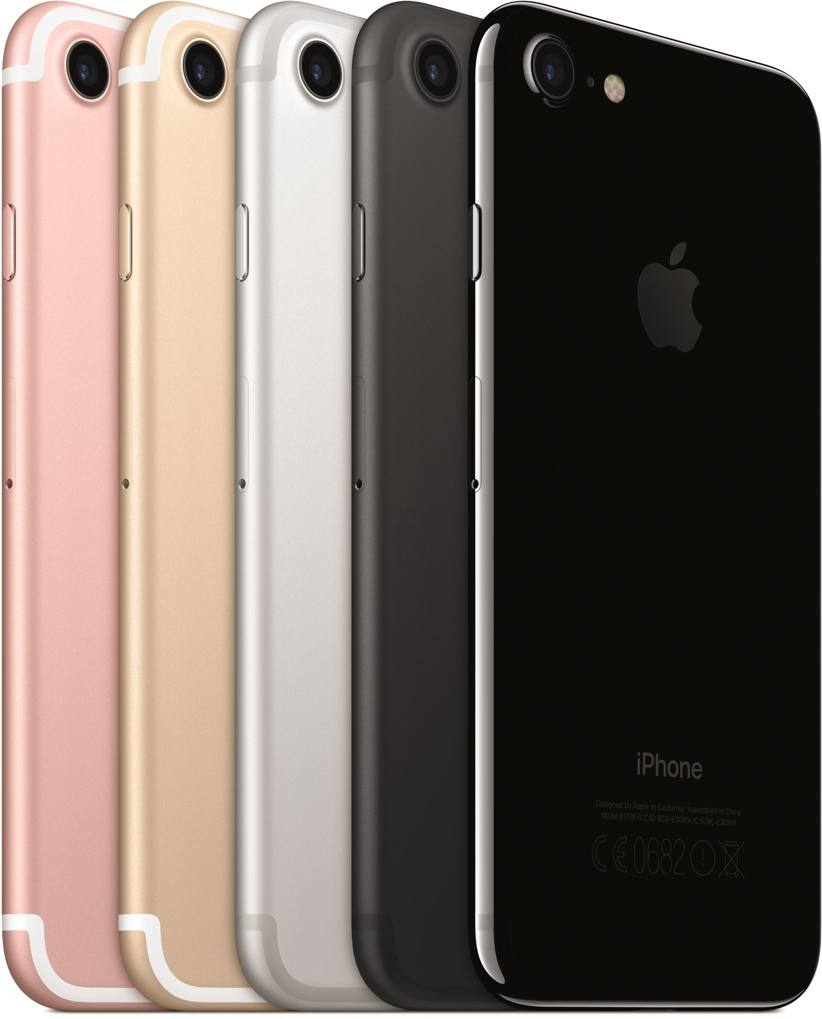 Apple Iphone 7 32 GB alle Farben