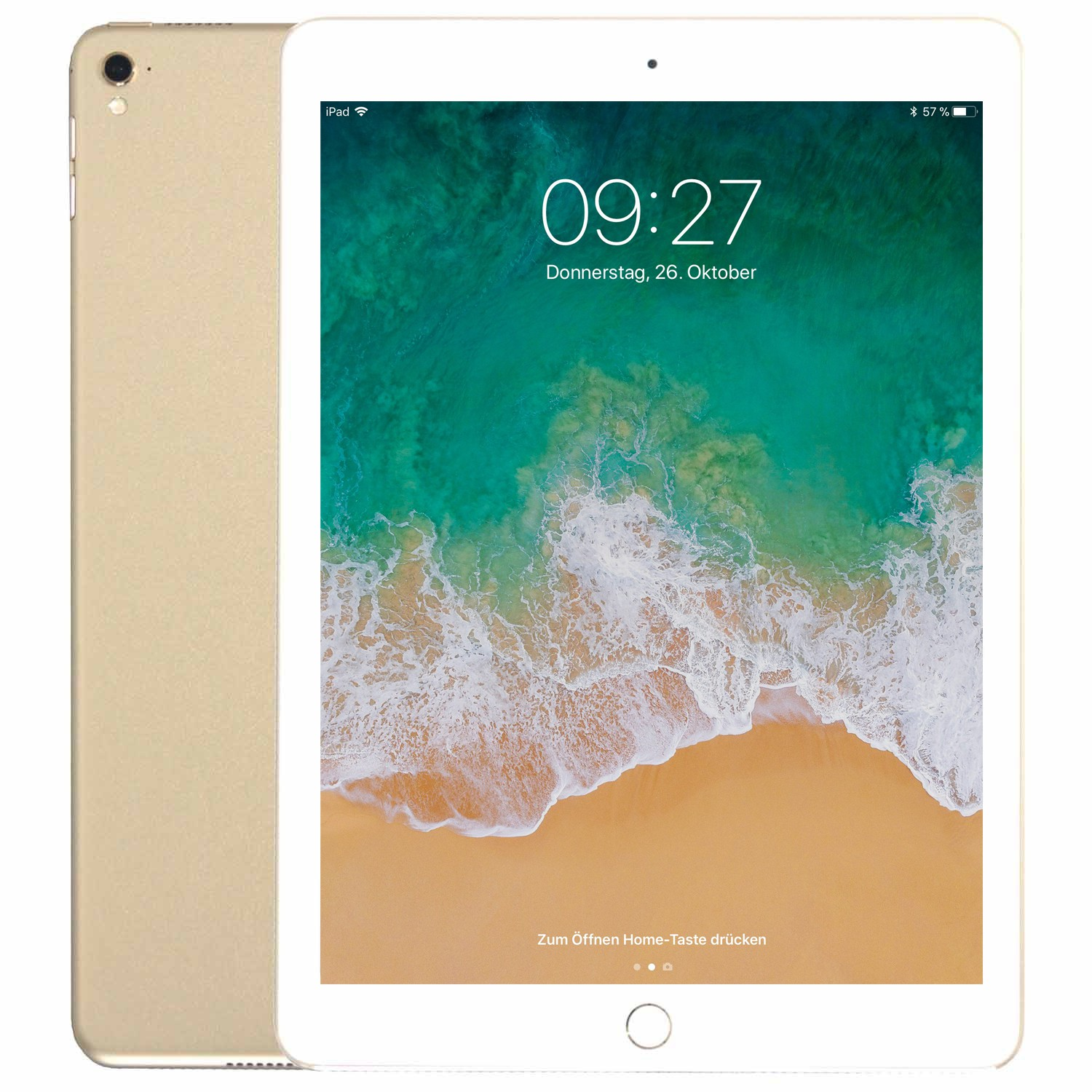 Tablet-PC Apple iPad Pro 10.5 Wi-Fi Cell 512GB Gold MPMG2FD/A