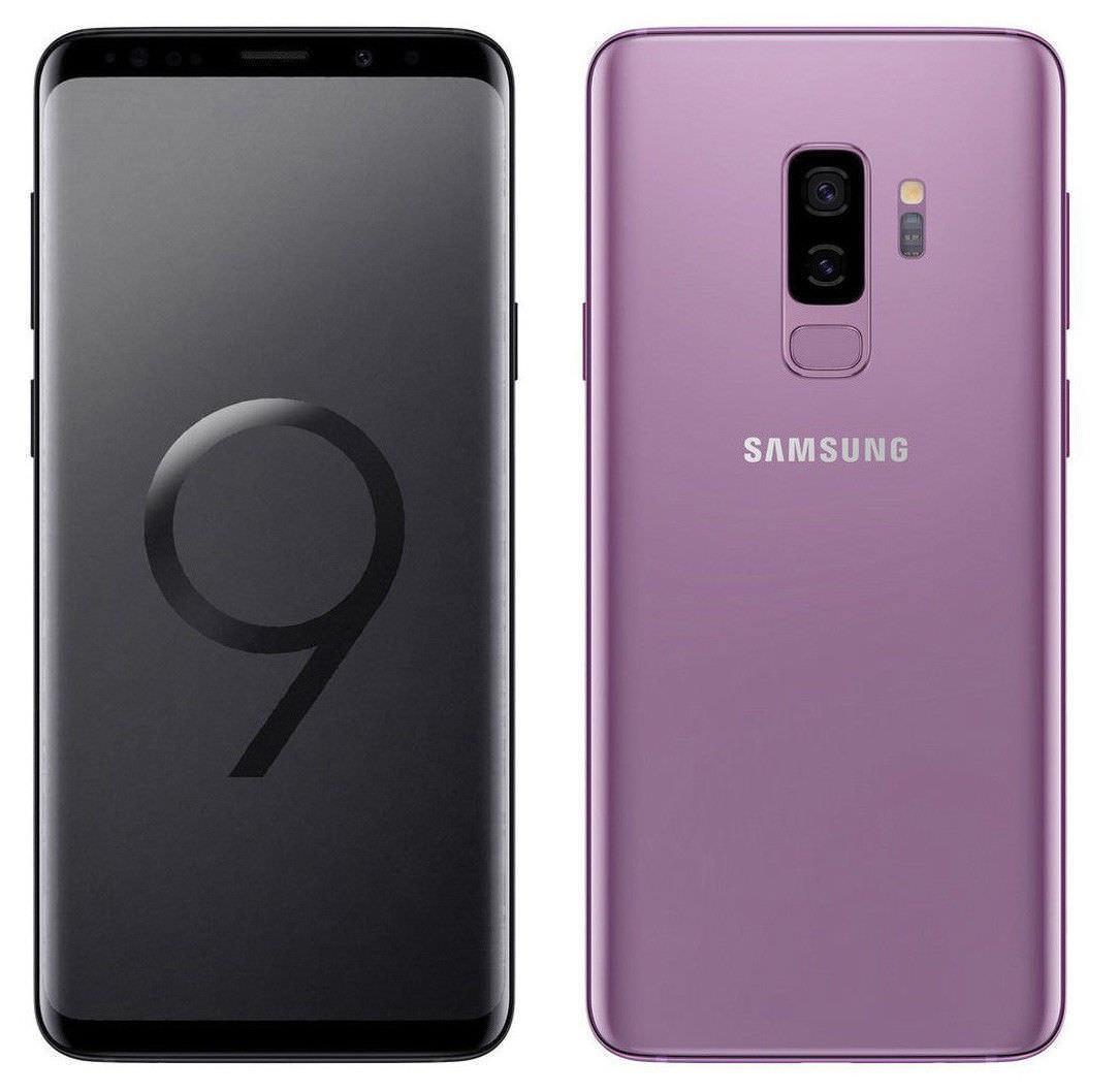 Samsung Galaxy S9   64GB   Lilac Purple   SM-G960F DS-NEU+VERSIEGELT ... b78ef2fd31e50