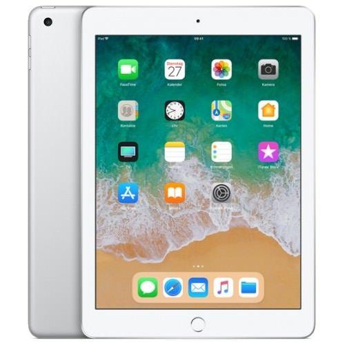 Apple Ipad 2018 6. Generation Wifi + Cellular 128 gb Silber MR732FD/A -NEU-VERSIEGELT