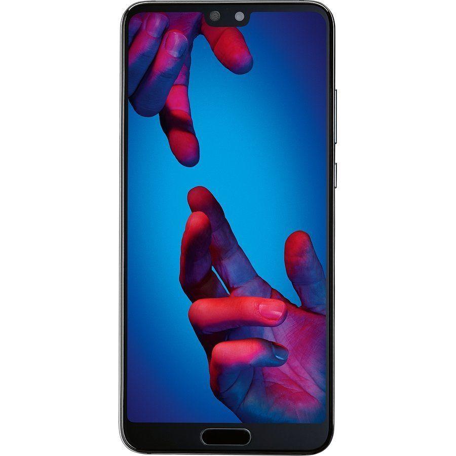 Huawei P20 (EML-L29) - 128GB - Black / Schwarz (Ohne Simlock) DUAL Sim-AUSSTELLER