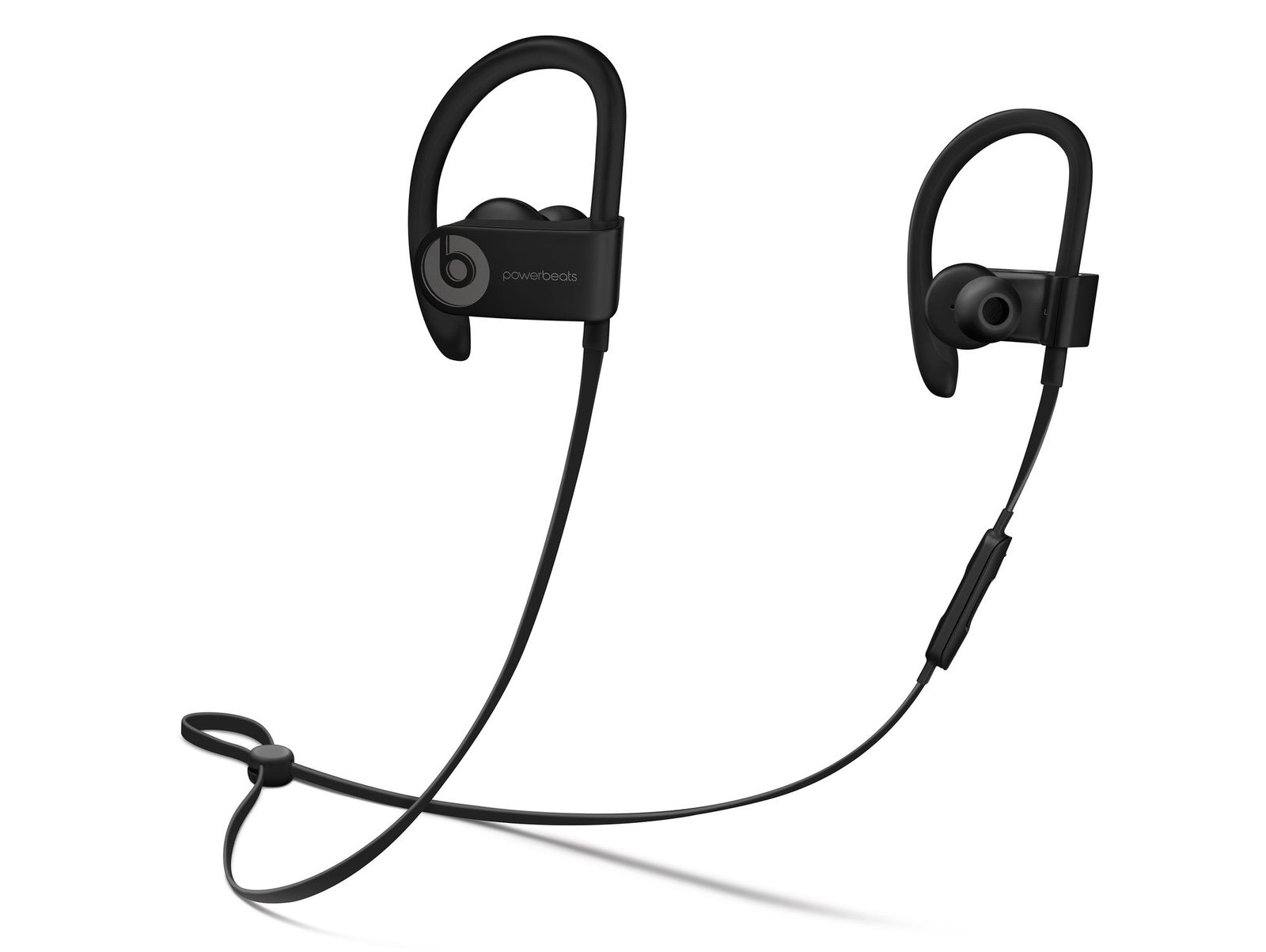 Beats Powerbeats 3 Wireless In-Ear Sport Kopfhörer schwarz