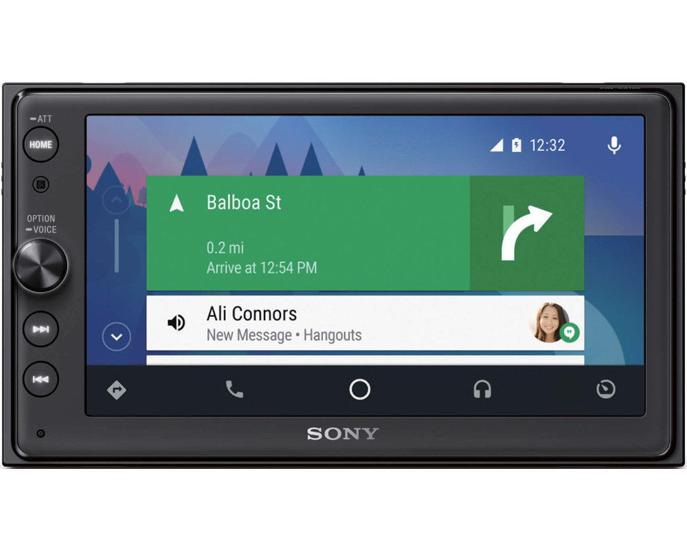 Sony XNV-KIT100 / Moniceiver + Navigationsmodul / Bluetooth / Androidauto / NEU