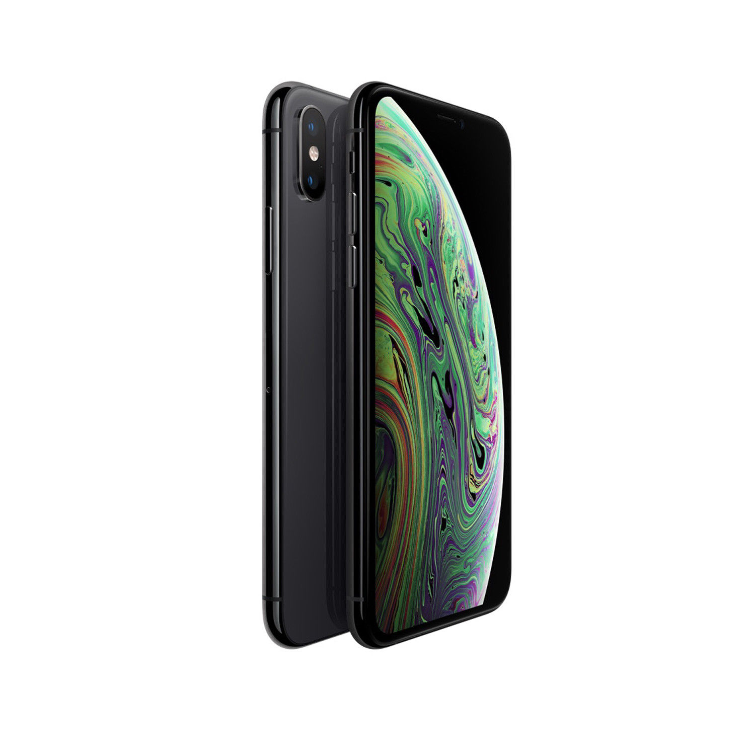 APPLE iPHONE Xs MAX / 64 GB / SPACE GRAU / NEU+OVP
