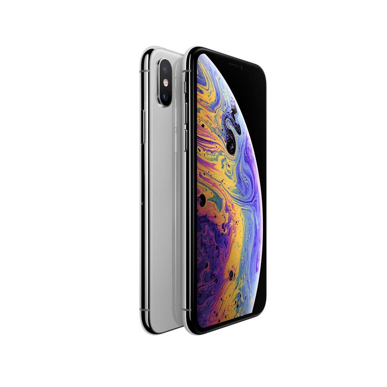 APPLE iPHONE Xs MAX / 256 GB / Silber / NEU+OVP