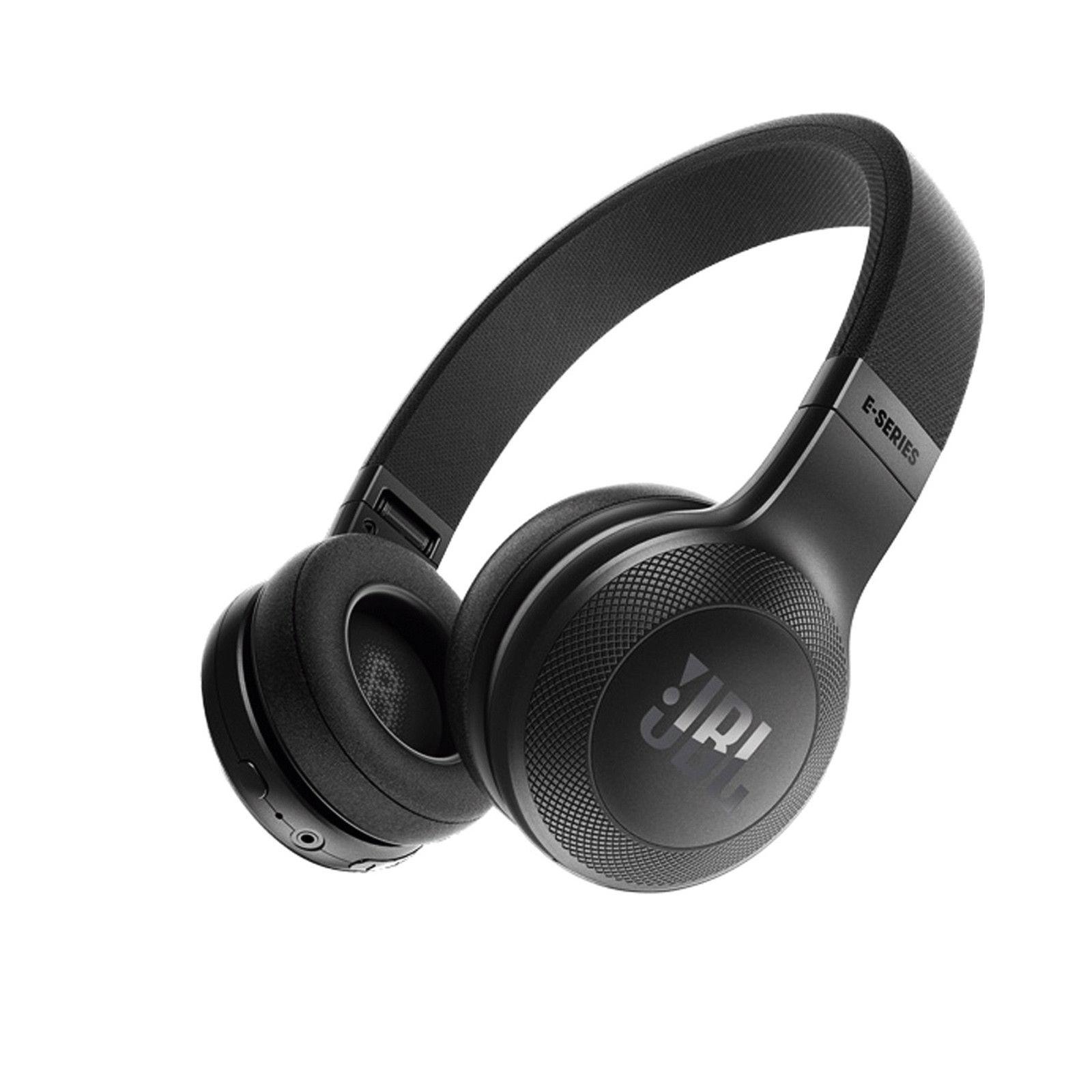 JBL E45 BT Wireless Bluetooth On-Ear Stereo-Kopfhörer Schwarz-NEU+OVP