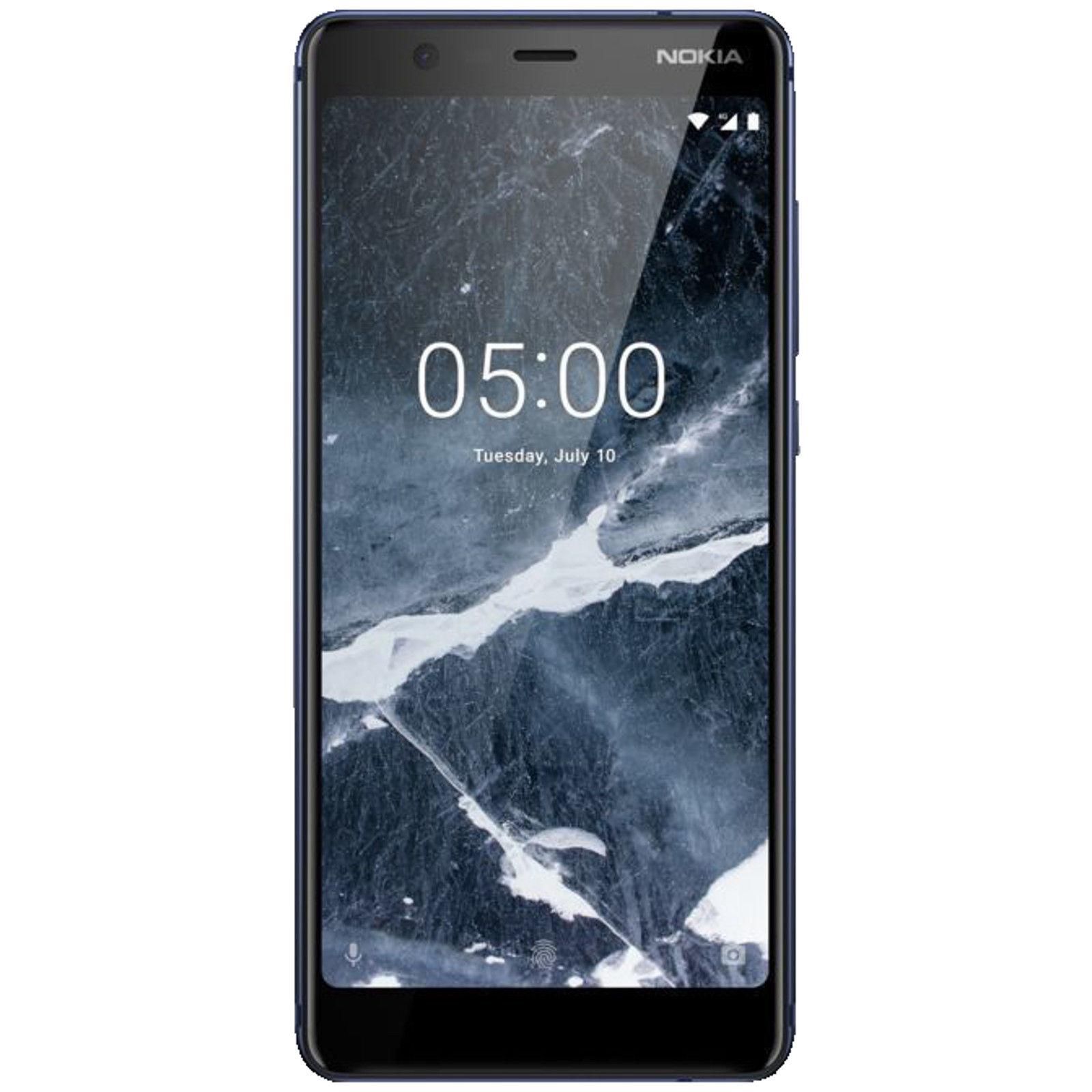Nokia 5.1 2018 Dual-SIM Blau 16GB