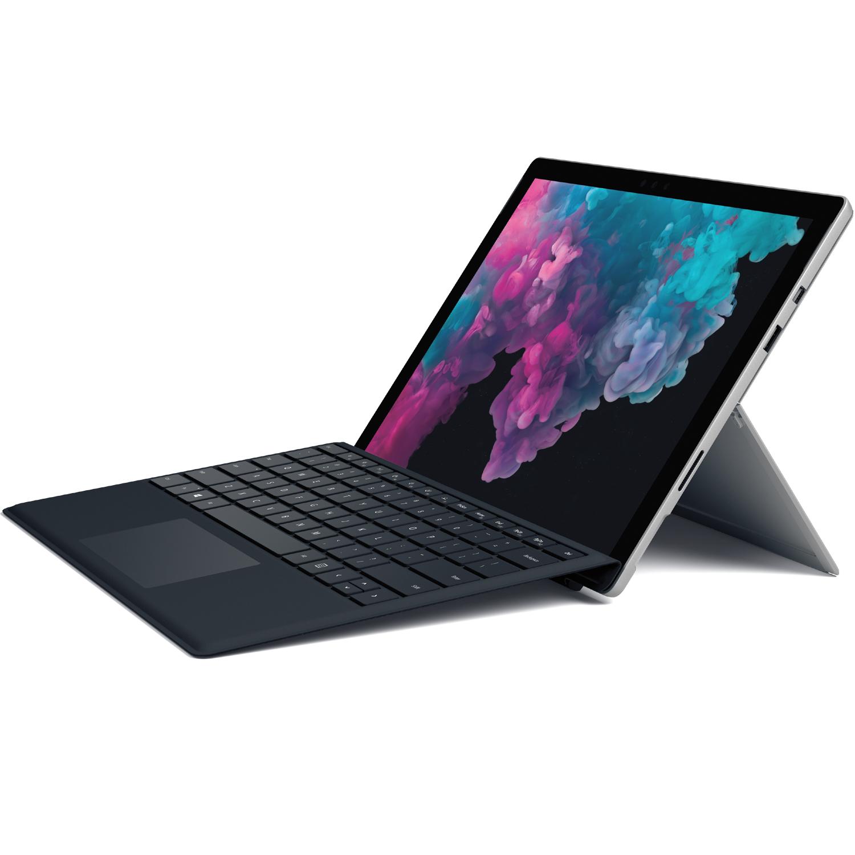 Microsoft Surface Pro 6 Platin Grau i5 8GB/128GB SSD 12  2in1 Win10