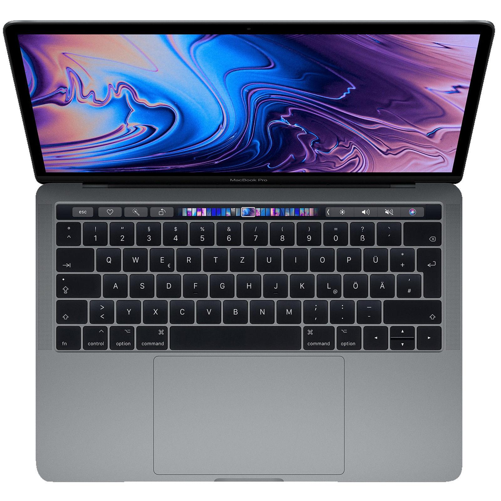 Apple MacBook Pro | 13  | i5 | 8GB | 512GB SSD | MR9R2D/A | Touchbar | spacegrey