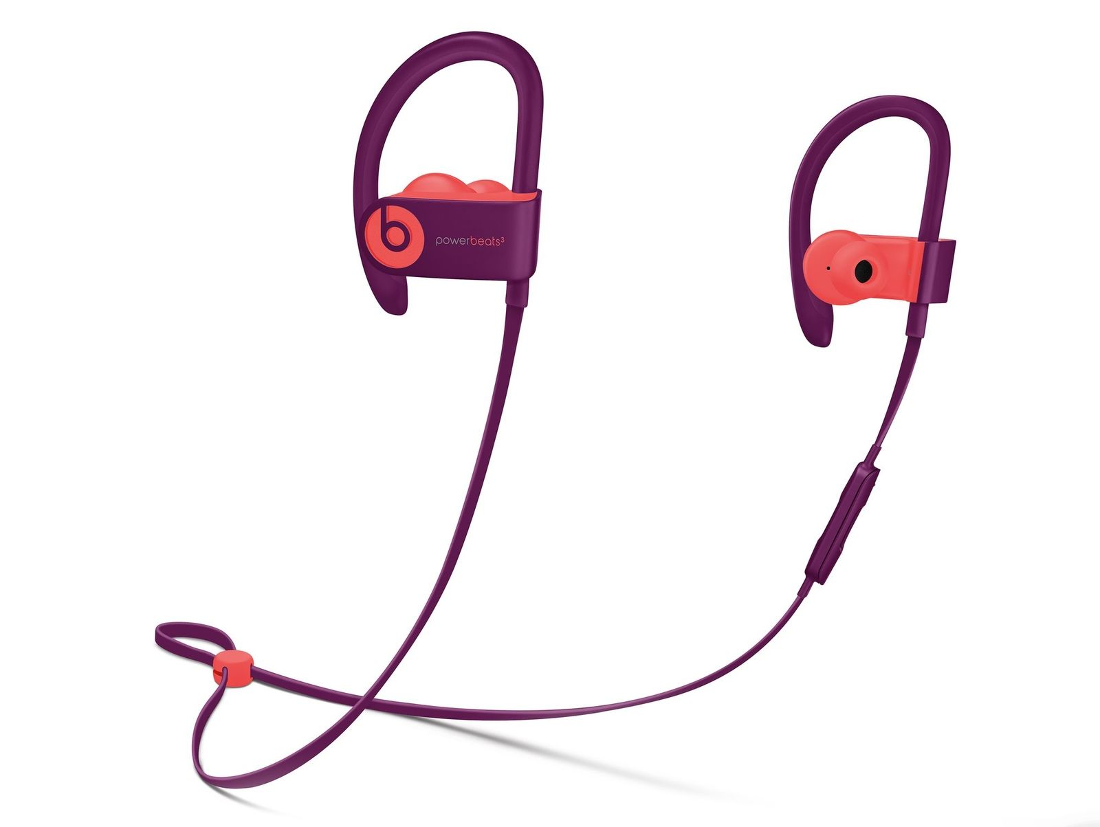 Beats Powerbeats 3 Wireless In-Ear Sport Kopfhörer Magenta