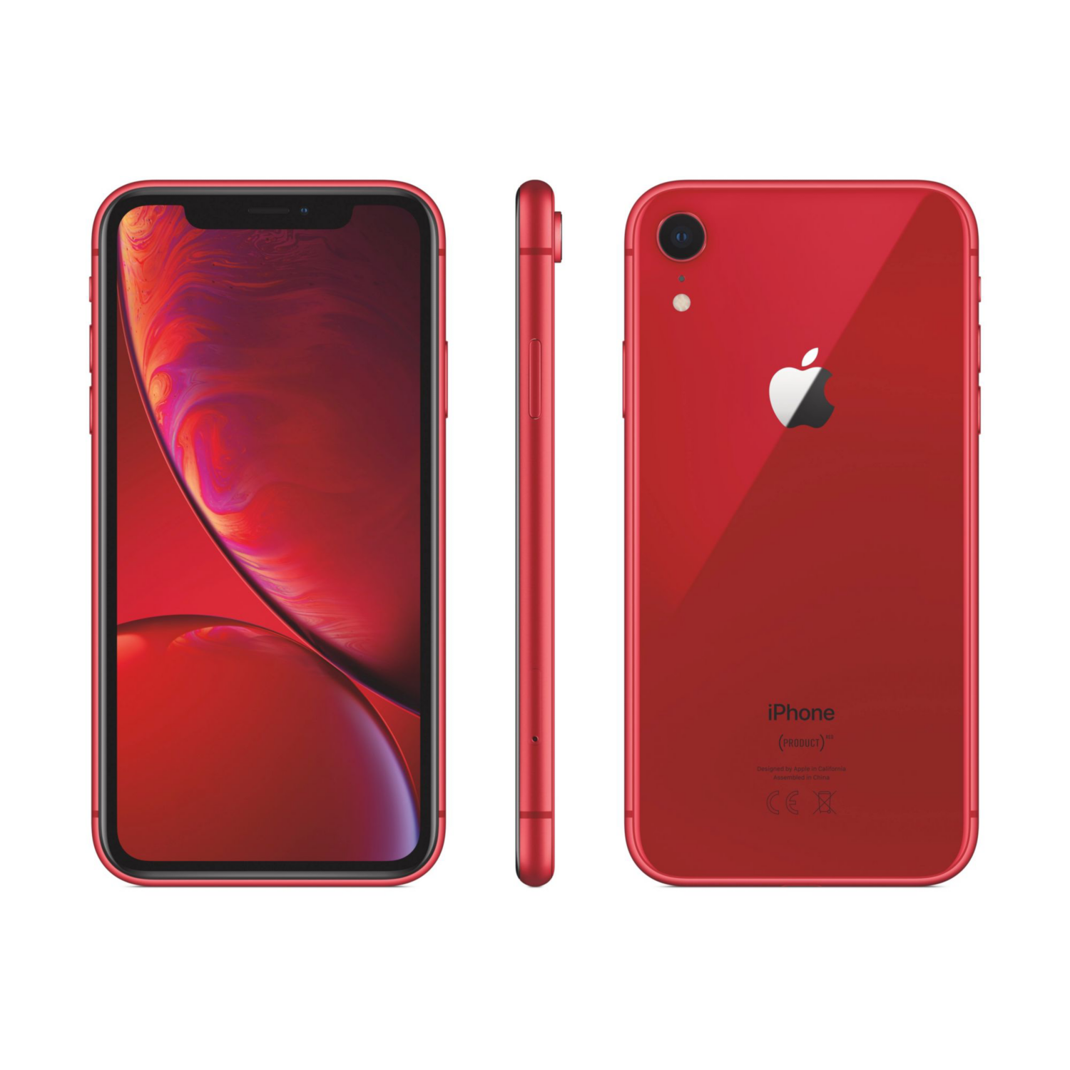 Apple iPhone XR 64 GB RED MRY62ZD/A-NEU+OVP