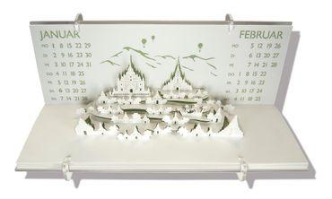 """Pop-Up Kalender """"Terra"""" 2019"""