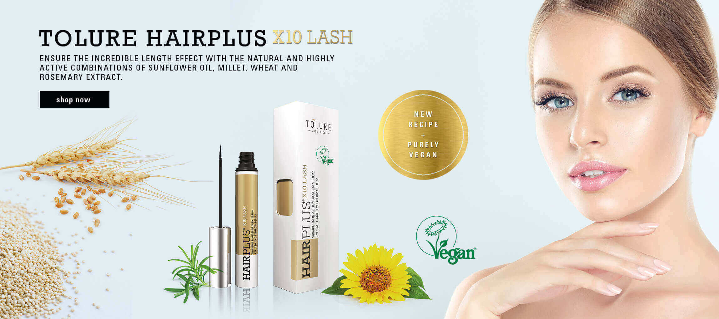 Hairplus X10 LASH