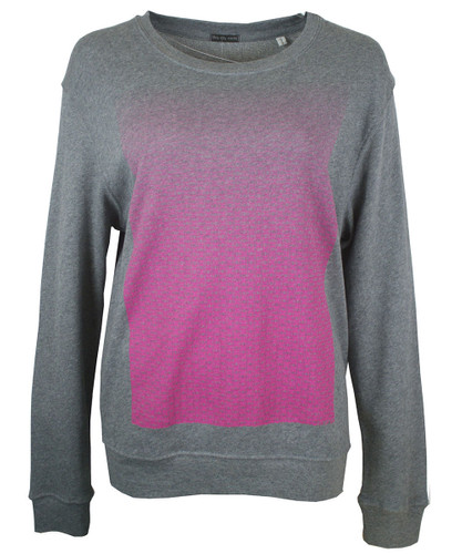 This City Rocks Sweatshirt Frauen Torverlauf gr/lila