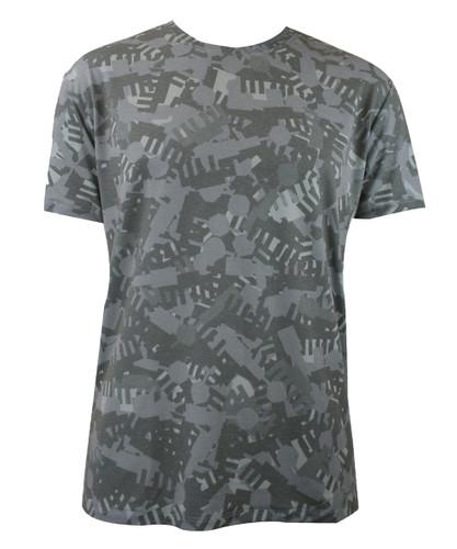 T-Shirt Brandenburger Tor/Fernsehturm Camouflage kaki