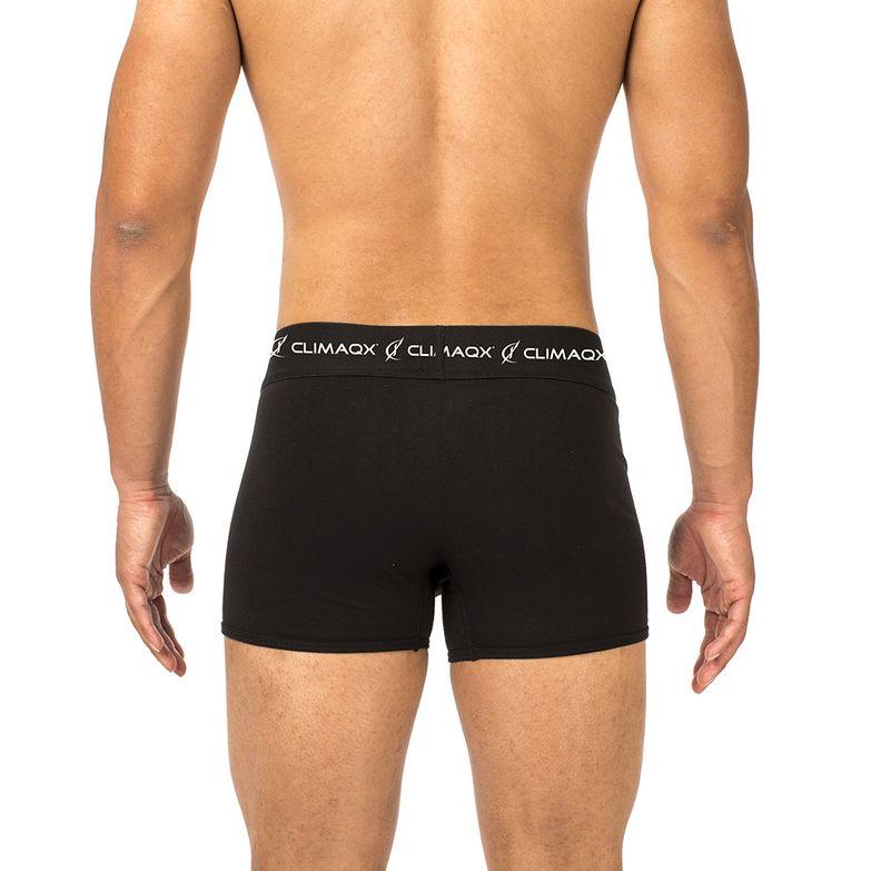 Climaqx Boxer Shorts Farbe: Schwarz – Bild 2
