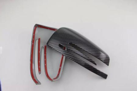 Carbon-Optik Spiegelkappen Blende für Mercedes-Benz Tuning NEU – Bild 3