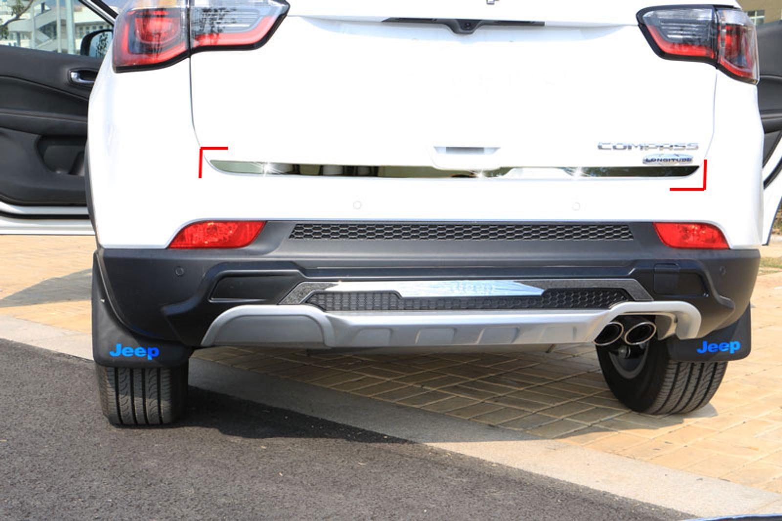 Chrom Leiste Heckleiste Zierleiste Tuning für Mazda CX-5 NEU