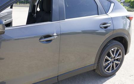 Carbon-Optik Türgriffmulden Sport für Mazda CX-5 KF Tuning NEU – Bild 2