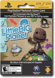 LittleBigPlanet Game Code