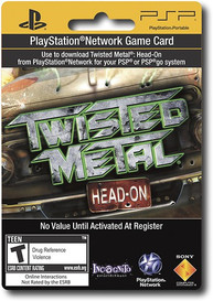 Twisted Metal: Head On Game Code