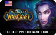 World of Warcraft (US) 60-Tage Card