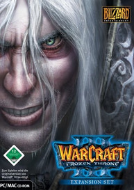 WarCraft III: Frozen Throne (Add-On) - CD Key